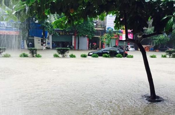 mưa, lũ, Quảng Ninh, lịch sử, Hà Nội, lụt
