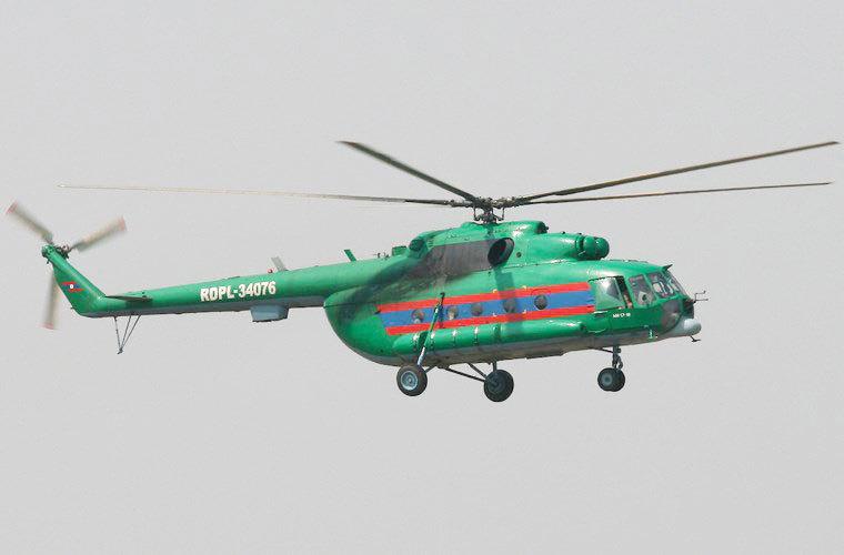 Lào, trực thăng quân sự, mất tích bí ẩn