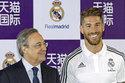 Bẽ bàng M.U, Ramos hỉ hả ký mới Real đến 2020