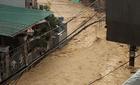 Toàn cảnh mưa lũ lịch sử tàn phá Quảng Ninh