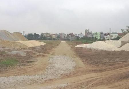 Nhiều dự án đất nền Hà Nội tăng giá bán 5-7%
