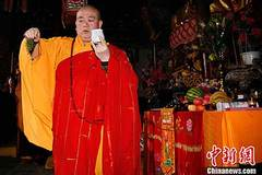 Sư trụ trì Thiếu Lâm Tự dính cáo buộc sốc