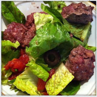 Nhật ký 10 ngày với thực đơn lowcarb: Ngày thứ 2 toàn thịt