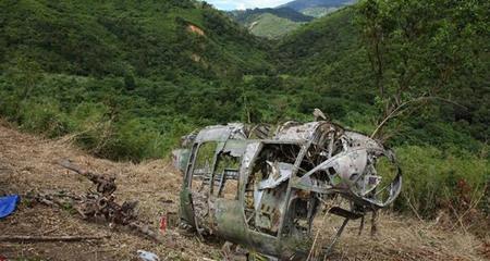 Thế giới 24h: Rơi trực thăng quân sự Lào, 23 người chết