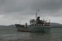 Tàu hải quân quay lại Cô Tô đón tiếp 500 khách