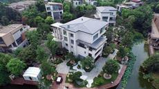 Đại gia chịu chơi chi đến 285 tỷ đồng trang trí sân vườn