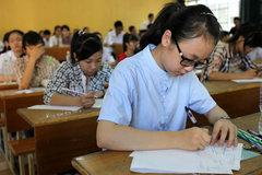 ĐH Sư phạm HN, ĐH Thương mại công bố mức điểm nhận hồ sơ