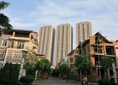 Nhà đất tăng giá, đại gia vẫn bê bết lỗ và nợ