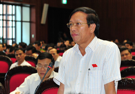 Báo cáo Bộ Chính trị việc Bí thư Quảng Nam xin nghỉ