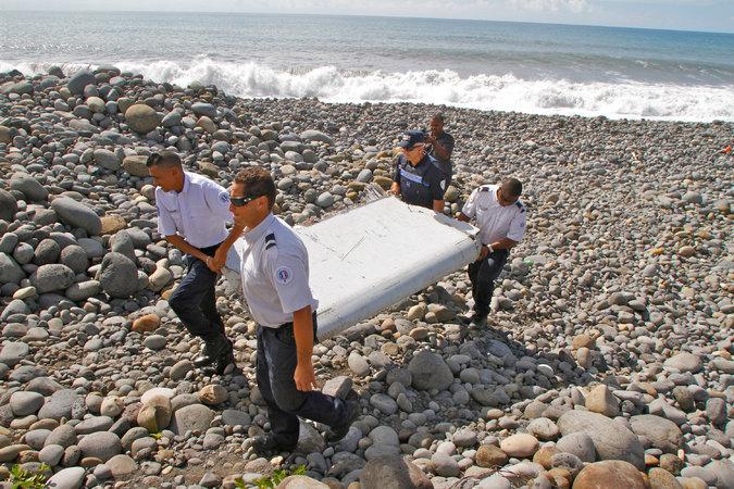MH370, máy bay mất tích, đảo Reunion