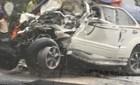 Ba cảnh sát tỉnh Lạng Sơn tử vong vì tai nạn giao thông