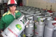 Giá gas giảm tháng thứ ba liên tiếp