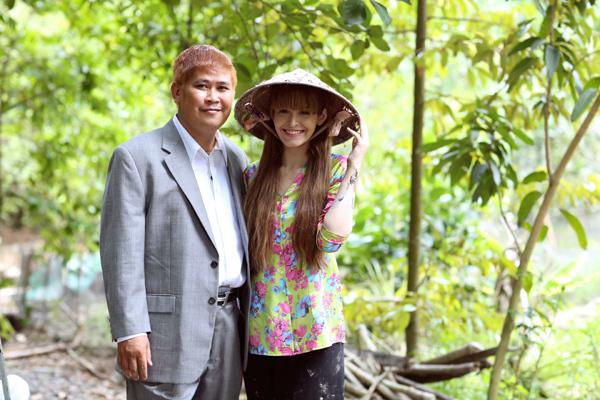 Phước Sang lần đầu đóng phim sau scandal vỡ nợ