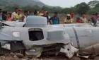 Rơi máy bay quân sự ở Colombia, không ai sống sót