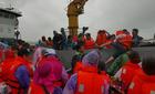 Hơn 1.400 du khách còn mắc kẹt rời Cô Tô hôm nay