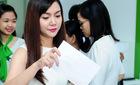 Ngọc Anh, Trang Nhung quyên góp 1 tỷ đồng cho Quảng Ninh