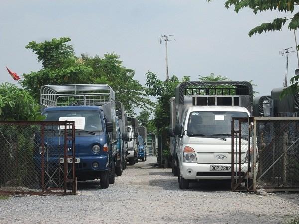 Khám phá 'thiên đường' ôtô cũ tại Hà Nội
