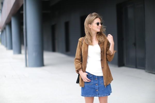 8 món đồ jeans/denim không thể thiếu khi trời sang thu