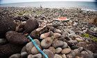 Tìm MH370: Ghế, vali dạt lên bãi biển Reunion từ tháng 5