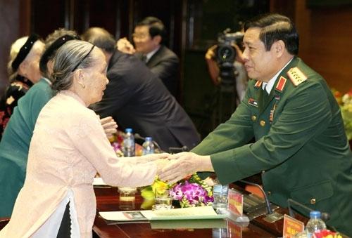 Phùng Quanh Thanh; QĐND;