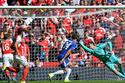 Arsenal đoạt siêu cúp Anh, Mourinho bẽ mặt