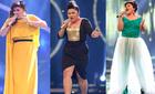 Lỗi trang phục hàng loạt của Á quân Vietnam Idol 2015