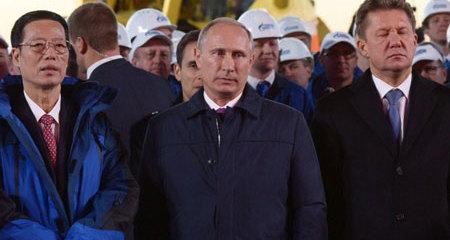 Putin: Những ngày không thể bình yên