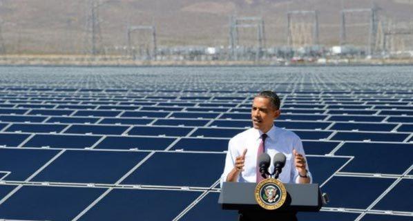 Obama sắp công bố kế hoạch năng lượng sạch