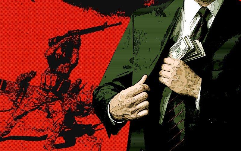 IS, Nhà nước Hồi giáo, Lockheed Martin, SOSi, Lầu Năm Góc, Iraq, Syria
