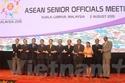 Biển Đông lên bàn nghị sự SOM ASEAN
