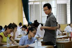 Thống kê hồ sơ xét tuyển của 150 đại học