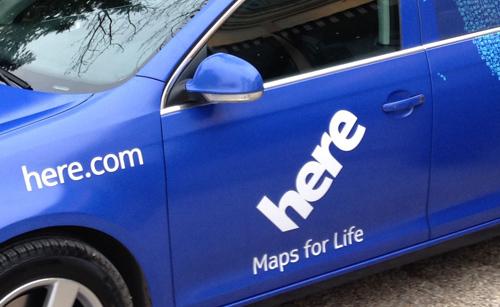 Nokia chính thức bán lại HERE với giá 3 tỷ USD