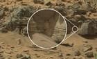 Robot thám hiểm của NASA phát hiện ra 'người ngoài hành tinh'?