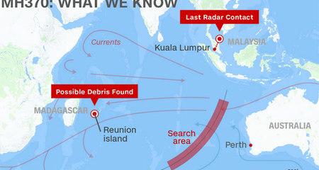 Bí ẩn MH370 và sự nổi tiếng bất ngờ của đảo Reunion