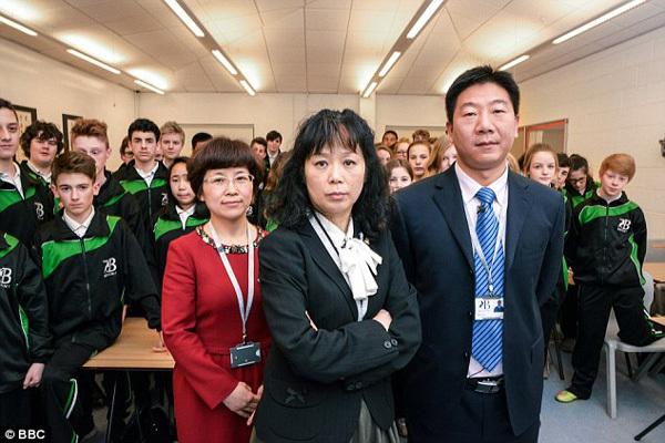 giáo dục, hệ thống giáo dục, Mỹ, Anh, Trung Quốc