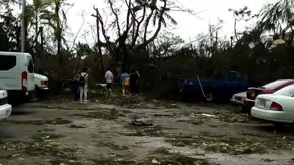 siêu bão, tàn phá, Đông Á