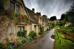 Những ngôi làng cổ đẹp như cổ tích trên thế giới