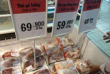 Mỹ phủ nhận việc bán phá giá gà Mỹ tại Việt Nam