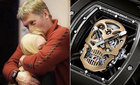 Soi chiếc đồng hồ gần triệu đô của trợ lý Putin