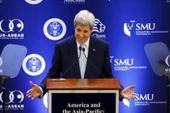 Ngoại trưởng Mỹ trao đổi với ASEAN việc TQ cải tạo đảo