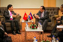 Phó Thủ tướng VN-Campuchia trao đổi vấn đề biên giới