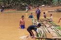 Lũ trên sông Mã khiến 1.700 người dân bị cô lập