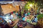 Quán ăn trong ngõ hẻm từ chối hàng trăm khách