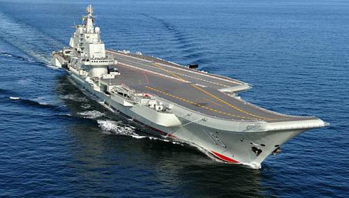 Tại sao TQ đặt căn cứ tàu sân bay gần Biển Đông?