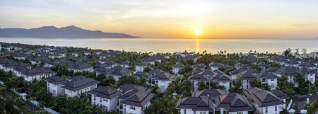Đầu tư biệt thự biển 5 sao Đà Nẵng, hưởng lãi 9%/năm