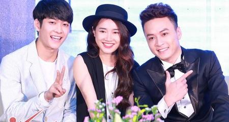 Nhã Phương, Hồng Đăng lọt top 5 diễn viên ấn tượng