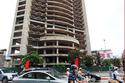 Đất vàng 198B Tây Sơn: Việt Tower xây xong phần thô rồi bỏ dở giữa chừng