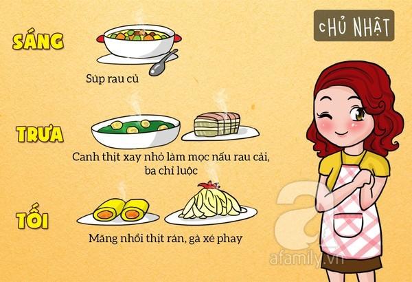 Giảm cân nhanh trong một tuần với thực đơn ăn theo chế độ low carb