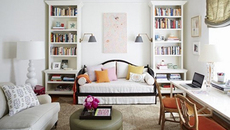 12 cách tạo chốn riêng tư cho căn hộ nhỏ không có tường ngăn