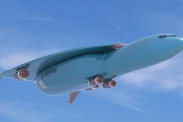 Airbus chế tạo máy bay nhanh gấp 4,5 lần tốc độ âm thanh